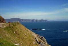 令人惊讶的爱尔兰 库存照片