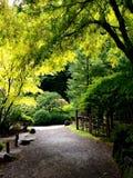 令人愉快的庭院 免版税图库摄影