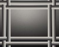令人敬畏的抽象灰色背景 免版税库存图片