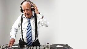令人敬畏的祖父DJ 影视素材