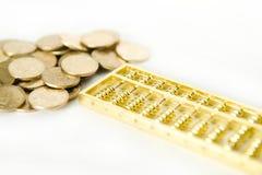 人民币投资财务 库存照片