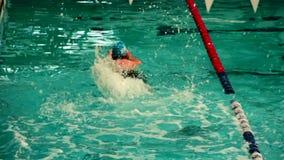 人游泳池,可以2016年,土耳其 股票视频