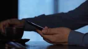 人电话聪明使用 影视素材
