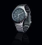 人的手表 免版税库存照片