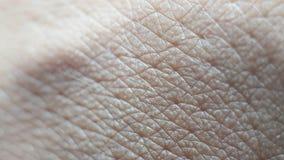人的皮肤分析 股票视频