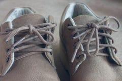 人的皮鞋 免版税库存图片