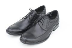 人的鞋子 免版税库存照片
