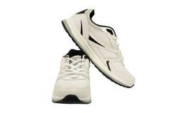 人的鞋子 库存图片