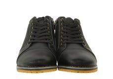 人的鞋子 免版税图库摄影
