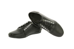 人的鞋子 库存照片