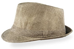 人的经典帽子 库存照片