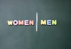 人符号妇女 免版税库存图片