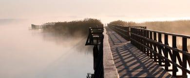 人行桥 库存图片