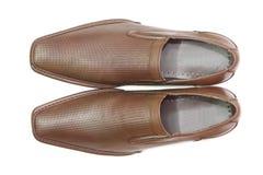 人鞋子 免版税库存照片