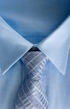 人领带s衬衣 免版税图库摄影