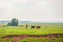 人们在埃塞俄比亚 库存图片