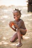 人们在多哥,非洲 库存图片