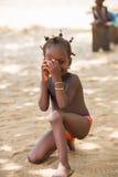 人们在多哥,非洲 免版税图库摄影