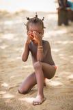 人们在多哥,非洲 免版税库存照片