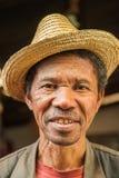 人们在安塔那那利佛,马达加斯加 图库摄影