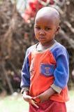 人们在肯尼亚 免版税图库摄影