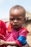 人们在肯尼亚 免版税库存照片