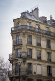 巴黎人建筑学 库存图片