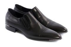 人` s鞋子 库存图片