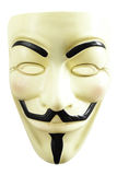 人Fawkes屏蔽 免版税库存照片