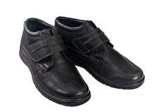 人s鞋子 免版税图库摄影