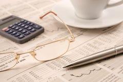 仍然人寿保险业 免版税库存图片