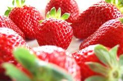 仍然生活草莓 免版税库存照片