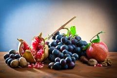 仍然秋季食物寿命 库存图片