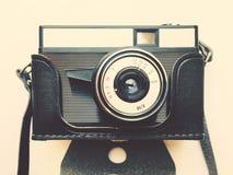 仍然葡萄酒摄影35 mm照相机 库存照片