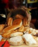 仍然面包店生活 免版税库存图片