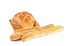仍然面包生活 免版税图库摄影