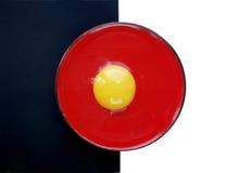 仍然3个蛋生活 免版税库存图片