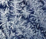 从一个发光的冷淡的样式的美好的假日背景在intr 免版税库存图片