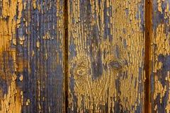 从一个木破旧的板条的背景 免版税库存图片