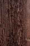 从一个木老委员会特写镜头的背景 库存照片