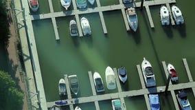 从上面的港口 股票视频