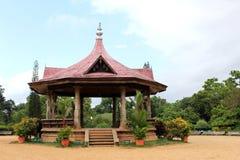 从事园艺公共trivandrum 免版税库存图片