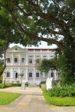 从事园艺博物馆国民新加坡 图库摄影
