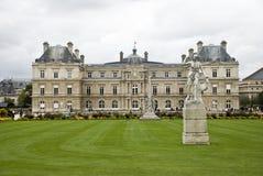 从事园艺卢森堡 免版税库存照片