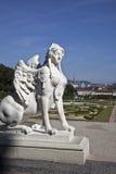从事园艺意大利维也纳 库存图片