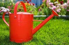 从事园艺的夏天 免版税库存图片