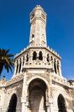 从伊兹密尔的钟塔 免版税库存照片