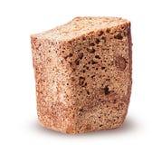 从切成两半的发芽的五谷的健康面包 库存图片