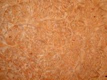 从加州桂加州桂的自然木表面饰板 装饰家具纹理  免版税图库摄影