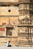 从印度的穆斯林 图库摄影